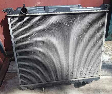 Радиатор без горловины